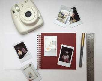 Instax mini album etsy negle Image collections