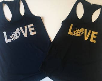 Love South Africa Tank Top