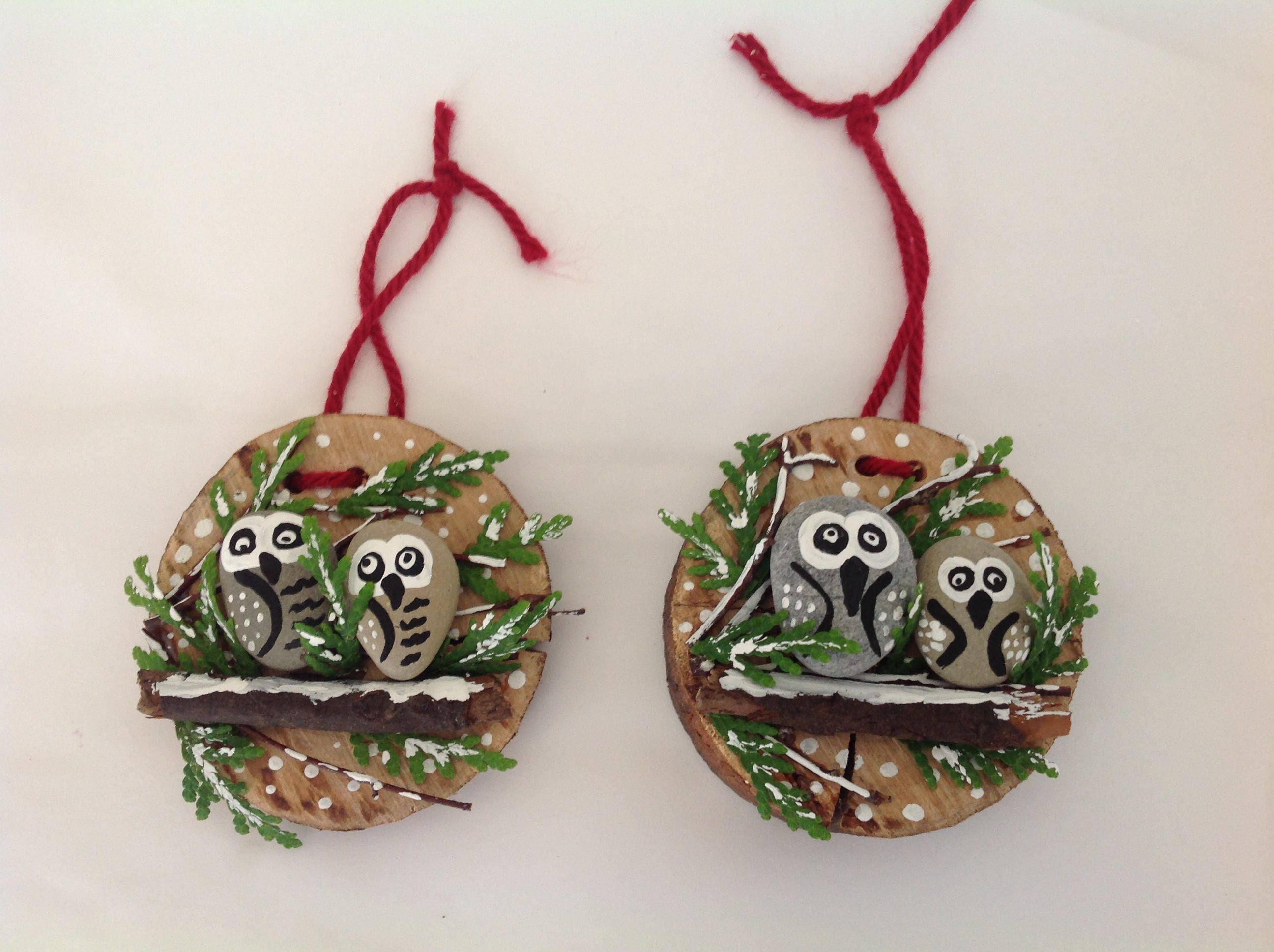 Owl Christmas Ornament Part - 30: ?zoom