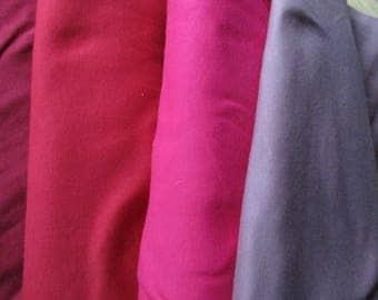 Interlockjersey 11 Colours 50 cm & 145 cm