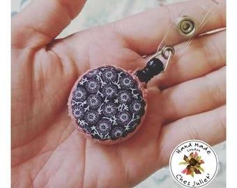 Badge holder - Retractable badge holder - Badge reel