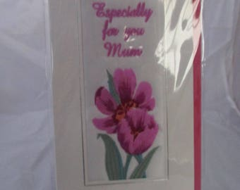 Especially for you Mum Card