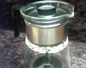 American Pyrex Percolator 4 6 cup