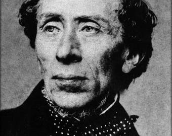 20% Off Sale - Poster, Many Sizes Available; Hans Christian Andersen P1