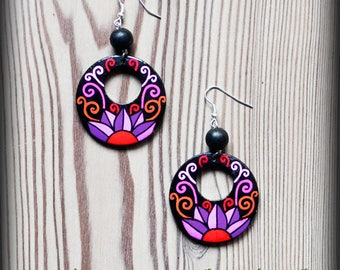 Bohemian Gypsy Earrings