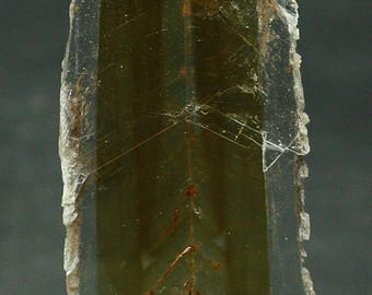 Large zoned Selenite crystal, Arizona - Mineral Specimen for Sale