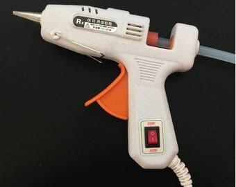 1pcs Craft Supply Accessory Electric Heating Glue Gun 20W -45W Craft Repair Tool +1 Glue Stick