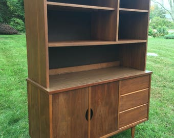 mid century modern stanley china cabinet mid century sideboard stanley distinctive furniture china