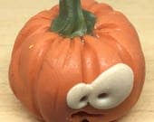 Handmade pumpkins pencil ...