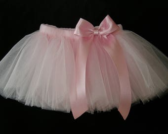 Baby TUTU Skirt Soft Tulle Available in 30 Colors