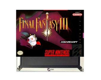 Final Fantasy 3 SNES Magnet