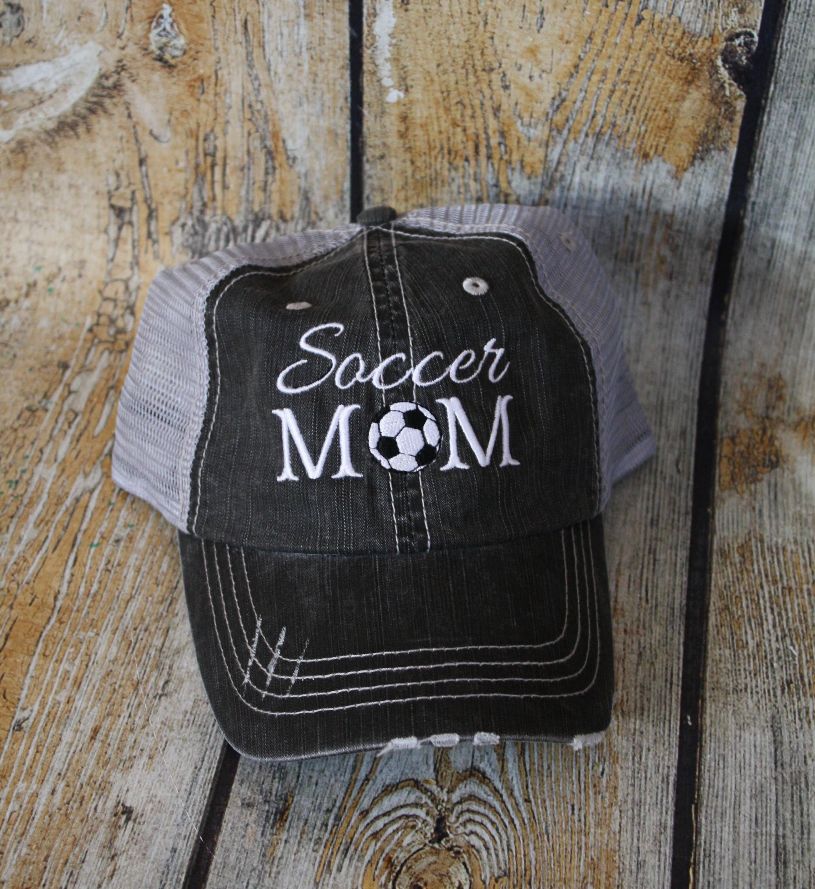9c4e10c0b4a Soccer Mom Trucker Hats