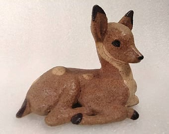 Vintage Inarco Japan Fawn/Deer Figurine E-5375