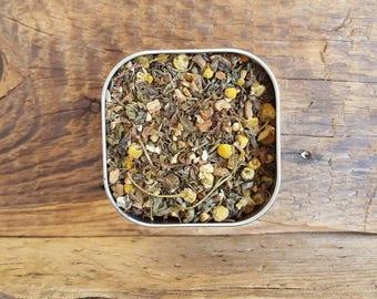Loose Leaf Herbal Tea Blends | Organic | Hand Blended | Several Flavors