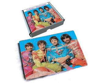 Beatles Jigsaw in Box - 120 Pieces