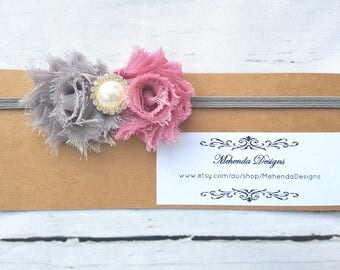 Newborn headband.Baby headband. toddler headband.Photo shoot prop