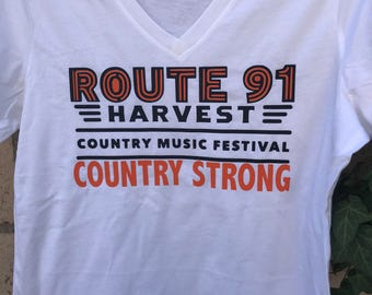 Route 91 Country Strong Shirt