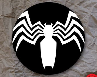 Venom Logo Sticker Marvel Comics