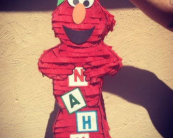Elmo inspired piñata