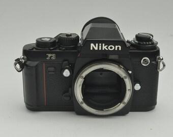 Nikon F3 HP Body Professional Analog Camera