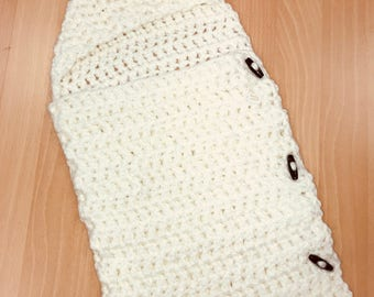 Baby cocoon, sleep bag