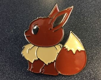 Eevee Pokemon Hat Pin