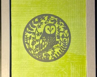 Enchanted Woods Owl