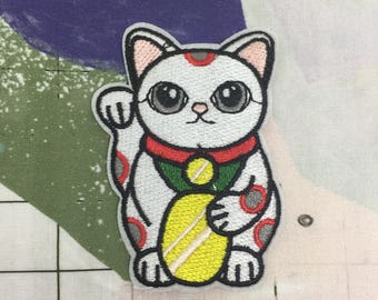 Money Cat Patch