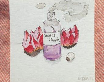 Inktober Illustration #2