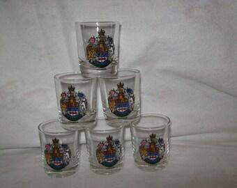 Shot glasses Canada