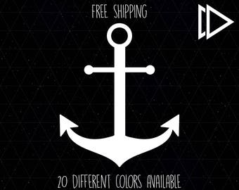 Anchor Decal