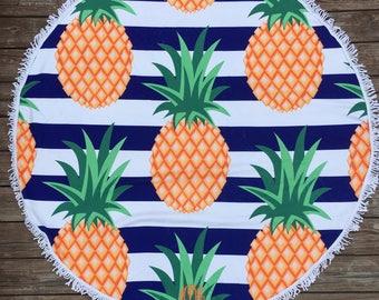 Monogrammed Beach Towel, Round Towel, Monogrammed Round Towel, Monogrammed Round Beach Towel, Personalized Beach Towel, Bridesmaids Gift