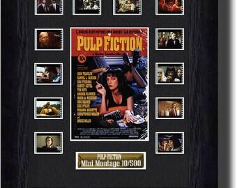 Pulp Fiction (1994) 35mm orginal filmcell
