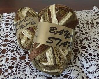 yarn for ruffled scarf