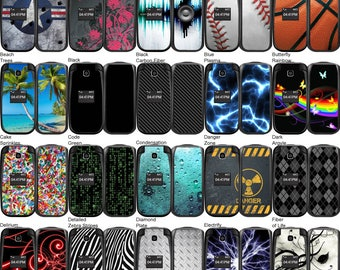 Choose Any 2 Designs - Vinyl Skins / Decals / Stickers for LG 441G Android Smartphone