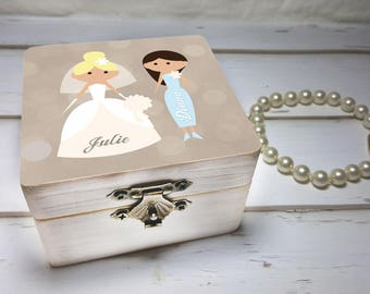 Be my Maid of Honor Proposal Box, Personalized Box Maid of Honor, Will You Be My Maid of Honor Box, Maid of Honour Box, Asking Maid of Honor