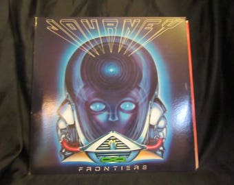 Journey Frontiers Columbia QC 38504 Steve Perry