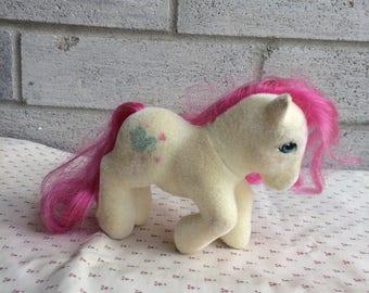 So Soft My Little pony, So Soft MLP, Soft MLP, Flocked My Little Pony, Soft Flocked MLP
