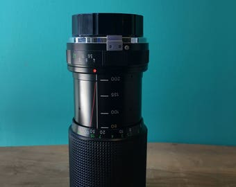 Vivitar 80-200 f4 Macro Lens