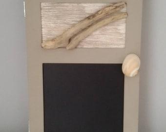 Driftwood key box