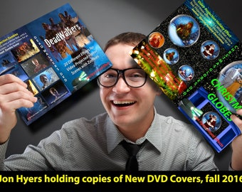 Jon Hyers Christmas Deal - 10 Christmas DVDs for a 160 WOW