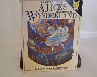 Lewis Carroll - Alices adventures in wonderland VINTAGE