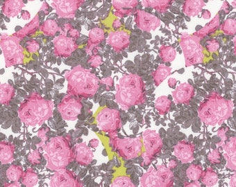 1/2 yd Rose Water Topiary by Tina Givens for Free Spirit Fabrics PWTG185.PINKX