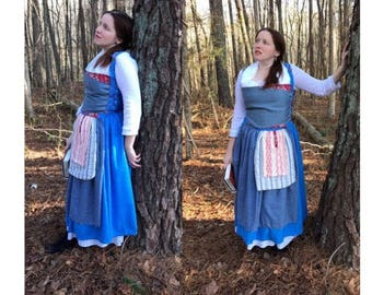 Belle inspired Dress and jacket for Marjorie payment 3/3