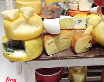 Miniature cheese