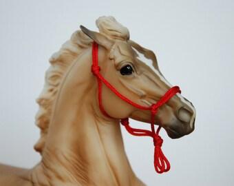 Breyer/Peter Stone 1:9 Scale Model Horse Nylon Rope Halter