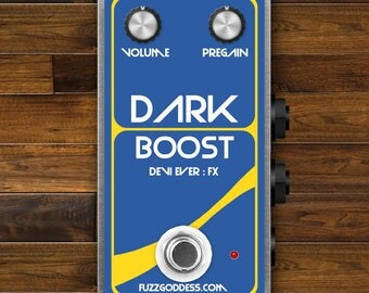 devi ever : fx - Dark Boost