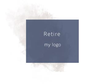 Retire your logo