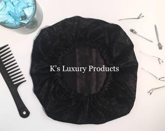 Black Onyx Bonnet