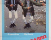 Running Scared - 1986 - Original Australian daybill movie poster